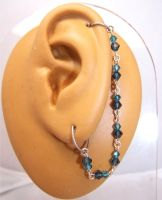 Ear Jewelry: Southwest Seas by Bright-Circle
