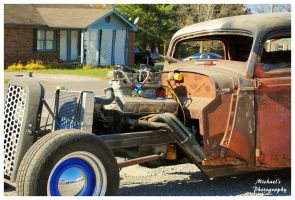 Rat Rod Engine by TheMan268