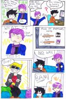 Male OC Poll Comic Page 1 by CandraRose