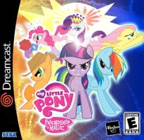 My Little Pony: FIM, to Sega Dreamcast by LightDegel