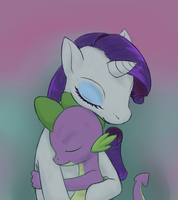 Why Are You My Rarity? by SanchaySquirrel