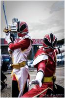 Shinkenger to the rescue! - VI by SilviaArts