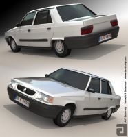 Renault 9 Broadway RNI Turkish by demirsoy