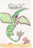 Flygon by SoulEaterGurl