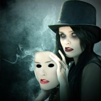 Under the Mask by Frani54