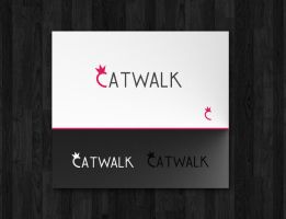 Catwalk Logodesign by christinaa-design