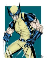 Wolverine! by JPRKDesigns
