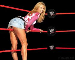 Stacy-keibler-ropes upskirt by yanp