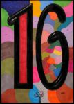 Number 16 by Clangston