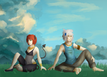 X and Y by shufie