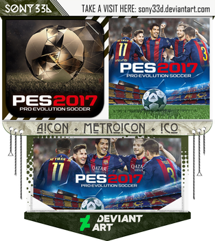 PES 2017 by sony33d