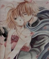 I'm With You Sakura x Syaoran by barbypornea