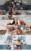 10th banners by Carllton