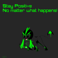 (Somewhat) Motivational poster by Kamzez97