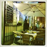 cafe by wien by WithInvisibleWings