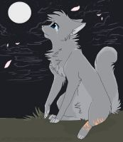 Cinderpelt's sorrow by NonsensicalLogic
