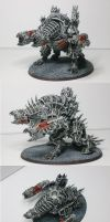 Forgefiend Black and White by McGoe