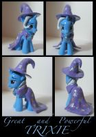 Great and Powerful Trixie by MLPEndlessNight