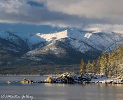 Lake Tahoe Nevada snow150301-129 by MartinGollery