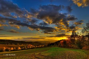 Gottingen Hills by alierturk