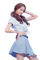 SNSD YoonA PNG by PhotoPOP-K