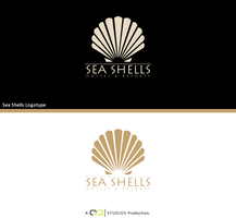 Sea Shells Logotype by qdstudios