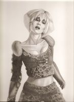 chiana from farscape by DarthPenguin421
