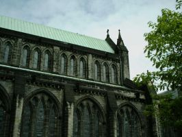 Glasgow Cathedral III by Squidfuchuan