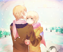 APH: Life in South Pole by RuminE