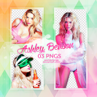 Pack png 317 - Ashley Benson by worldofpngs