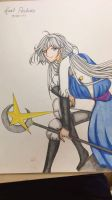 OC Sailor Scout: Sailor Cosmic by drago9389