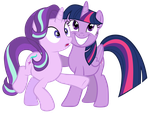 Twilight pulls Starlight close by Tardifice