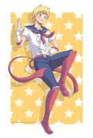 Sailor Moon Gender Bender by TakumiIto