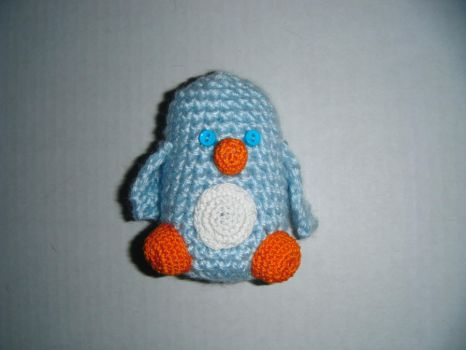 Crochet Baby Penguin by Anguisel
