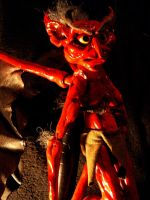 Devil Puppet2 -the Storyteller by Chrissyboyuk