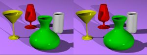 Still Life in 3D by jerrinator