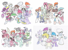 TTA First Color Pictures by Kirbopher15