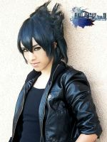 PRINCE NOCTIS LUCIS CAELUM: 1 by HACKproductions