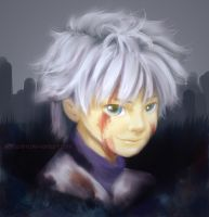 Killua by azilim