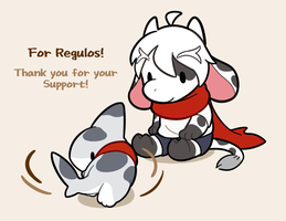 Reward Art for Regulos! by 0Vress0
