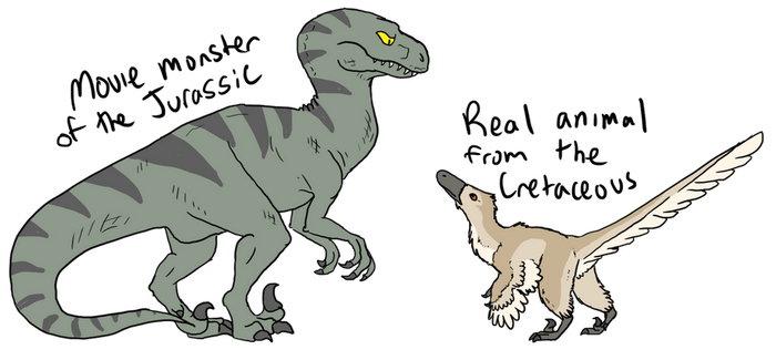 Favorite Thing About Raptors by SnowWolpard
