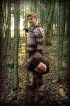 Alistair in the Woods by mrbob0822