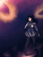 homura by teires