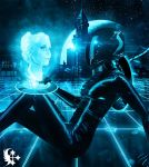 Tron by Celairen