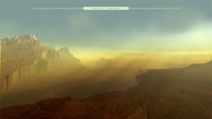 Dusty Canyon by outeq