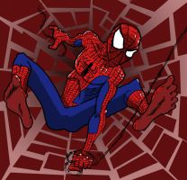 Ultimate Spider-Man by TheNoirGuy