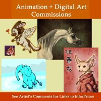 Commission Example Sheet by Abellia