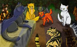 Thunderclan by rainingskittles013