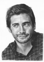 Jake Gyllenhaal by Tarsanjp