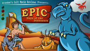 Brandon Tenold Presents - Epic Days of the Dinos by earthbaragon